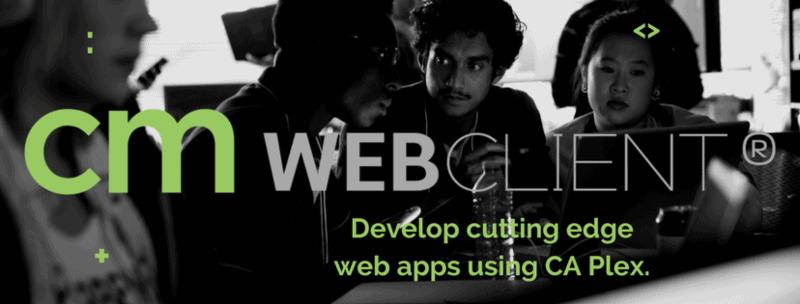 CM First WebClient Newsletter